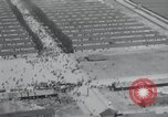 Image of Dachau concentration camp Germany, 1945, second 9 stock footage video 65675073859