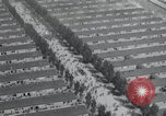 Image of Dachau concentration camp Germany, 1945, second 21 stock footage video 65675073859