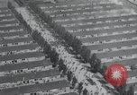 Image of Dachau concentration camp Germany, 1945, second 24 stock footage video 65675073859