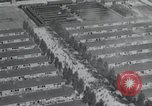 Image of Dachau concentration camp Germany, 1945, second 28 stock footage video 65675073859