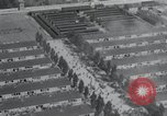 Image of Dachau concentration camp Germany, 1945, second 30 stock footage video 65675073859