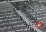 Image of Dachau concentration camp Germany, 1945, second 31 stock footage video 65675073859