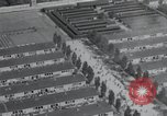 Image of Dachau concentration camp Germany, 1945, second 32 stock footage video 65675073859