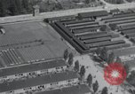 Image of Dachau concentration camp Germany, 1945, second 36 stock footage video 65675073859