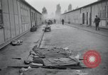 Image of emaciated corpses Germany, 1945, second 32 stock footage video 65675073860