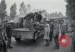 Image of emaciated corpses Germany, 1945, second 45 stock footage video 65675073860