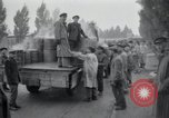 Image of emaciated corpses Germany, 1945, second 47 stock footage video 65675073860