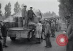 Image of emaciated corpses Germany, 1945, second 48 stock footage video 65675073860
