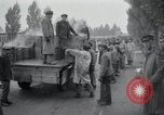 Image of emaciated corpses Germany, 1945, second 49 stock footage video 65675073860