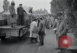 Image of emaciated corpses Germany, 1945, second 51 stock footage video 65675073860