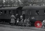 Image of Jewish orphans from Buchenwald Concentration Camp World War 2 Weimar Germany, 1945, second 13 stock footage video 65675073867