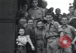 Image of Jewish orphans from Buchenwald Concentration Camp World War 2 Weimar Germany, 1945, second 27 stock footage video 65675073867