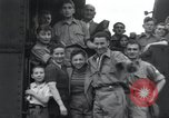 Image of Jewish orphans from Buchenwald Concentration Camp World War 2 Weimar Germany, 1945, second 28 stock footage video 65675073867