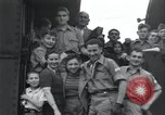 Image of Jewish orphans from Buchenwald Concentration Camp World War 2 Weimar Germany, 1945, second 29 stock footage video 65675073867