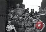 Image of Jewish orphans from Buchenwald Concentration Camp World War 2 Weimar Germany, 1945, second 30 stock footage video 65675073867