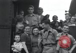 Image of Jewish orphans from Buchenwald Concentration Camp World War 2 Weimar Germany, 1945, second 32 stock footage video 65675073867