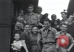 Image of Jewish orphans from Buchenwald Concentration Camp World War 2 Weimar Germany, 1945, second 33 stock footage video 65675073867