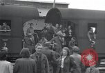 Image of Jewish orphans from Buchenwald Concentration Camp World War 2 Weimar Germany, 1945, second 40 stock footage video 65675073867