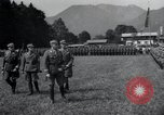 Image of Nazi officials at highway opening Austria, 1938, second 14 stock footage video 65675073870