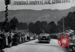 Image of Nazi officials at highway opening Austria, 1938, second 29 stock footage video 65675073870