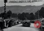 Image of Nazi officials at highway opening Austria, 1938, second 30 stock footage video 65675073870