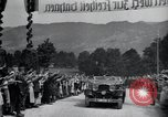 Image of Nazi officials at highway opening Austria, 1938, second 32 stock footage video 65675073870