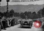 Image of Nazi officials at highway opening Austria, 1938, second 33 stock footage video 65675073870