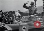Image of Nazi officials at highway opening Austria, 1938, second 35 stock footage video 65675073870