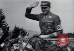 Image of Nazi officials at highway opening Austria, 1938, second 36 stock footage video 65675073870