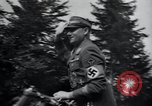 Image of Nazi officials at highway opening Austria, 1938, second 37 stock footage video 65675073870