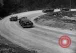 Image of Nazi officials at highway opening Austria, 1938, second 38 stock footage video 65675073870