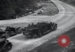 Image of Nazi officials at highway opening Austria, 1938, second 44 stock footage video 65675073870