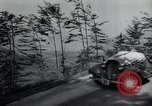 Image of Nazi officials at highway opening Austria, 1938, second 46 stock footage video 65675073870
