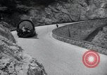 Image of Nazi officials at highway opening Austria, 1938, second 48 stock footage video 65675073870