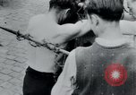 Image of Breendonck Concentration Camp Belgium, 1945, second 22 stock footage video 65675073887