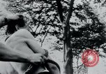 Image of prisoners of camp Belgium, 1945, second 20 stock footage video 65675073888