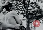 Image of prisoners of camp Belgium, 1945, second 21 stock footage video 65675073888