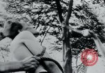 Image of prisoners of camp Belgium, 1945, second 23 stock footage video 65675073888