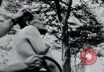 Image of prisoners of camp Belgium, 1945, second 24 stock footage video 65675073888