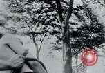 Image of prisoners of camp Belgium, 1945, second 25 stock footage video 65675073888