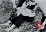Image of prisoners of camp Belgium, 1945, second 29 stock footage video 65675073888