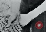 Image of prisoners of camp Belgium, 1945, second 48 stock footage video 65675073888
