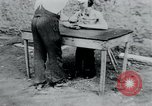 Image of prisoners of camp Belgium, 1945, second 51 stock footage video 65675073888