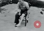 Image of prisoners of camp Belgium, 1945, second 5 stock footage video 65675073889