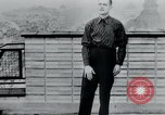 Image of prisoners of camp Belgium, 1945, second 24 stock footage video 65675073889