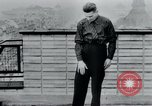 Image of prisoners of camp Belgium, 1945, second 25 stock footage video 65675073889
