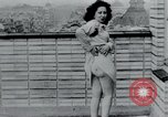 Image of prisoners of camp Belgium, 1945, second 46 stock footage video 65675073889