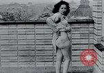 Image of prisoners of camp Belgium, 1945, second 47 stock footage video 65675073889