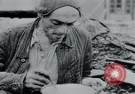 Image of prisoners of camp Hanover Germany, 1945, second 53 stock footage video 65675073890