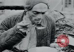 Image of prisoners of camp Hanover Germany, 1945, second 56 stock footage video 65675073890